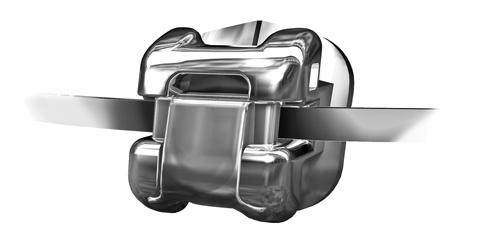 Брекет система деймон мини железная лигатурная